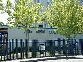 Lycee Albert Camus Nantes Wikipedia