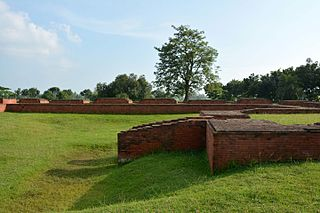 Mahasthangarh is the site of the oldest urban center in Bangladesh, dating back to the first millennium BCE
