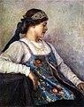 Natalia Fed. Matveeva by Surikov (1909).jpg