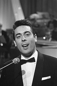 Nationaal Songfestival 1962 - Gert Timmerman.jpg