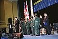 National Fair Housing Traing Academy Ceremony - National Fair Housing Training Academy ribon-cutting ceremony, (with Secretary Alphonso Jackson, Deputy Secretary Roy Bernardi, and o - DPLA - e7c5cfa7e1cdb795fcc980f2ebc09e8f.JPG