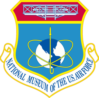 National Museum of the United States Air Force Military and Aviation Museum in southwest Ohio, US