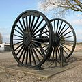 National Railway Museum GWR 2002 wheels.jpg