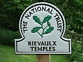 National Trust Sign - geograph.org.uk - 1331992.jpg