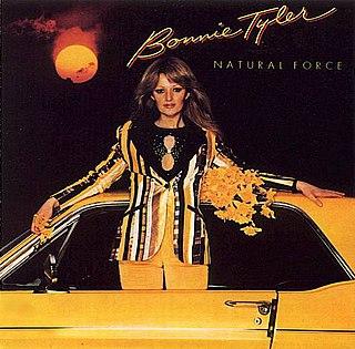 <i>Natural Force</i> 1978 studio album by Bonnie Tyler