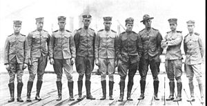 Henry C. Mustin - Image: Naval Officers 1914