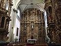 Nave del Templo de Santa Rosa de Lima (Las Flores) en Morelia.jpg