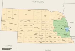 Nebraskas congressional districts