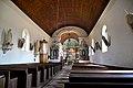 Nef de l'église Notre-Dame de l'Assomption du Breuil-en-Bessin.jpg