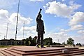Nelson Mandela Statue, Bloemfontein, Free State, South Africa (19915126634).jpg