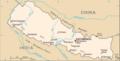 Nepal-CIA WFB Map.png