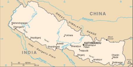 kart over flyplasser i norge Liste over flyplasser i Nepal – Wikipedia kart over flyplasser i norge