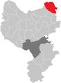 Neustadtl an der Donau in AM.png