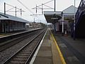 New Barnet stn fast tracks look south.JPG