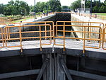 New Erie Canal Lock Eastern Mohawk River area NY 8765 (4853821371).jpg