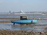New Ferry beach, Merseyside (11).JPG