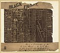 New York Gold Room bulletin board on Black Friday, Sept. 24, 1869 LCCN2006685436.jpg
