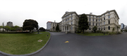 New Zealand-Wellington-Old Government Buildings-Panorama