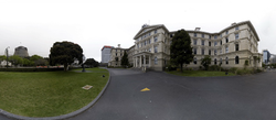 360° panorama of the old Government Buildings.