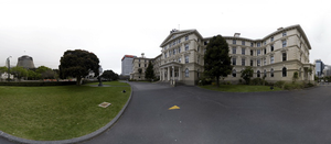 Old Government Buildings, Wellington - 360° panorama of the building