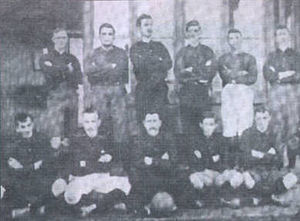 Newell's Old Boys - The team that won its first regional league in 1905.