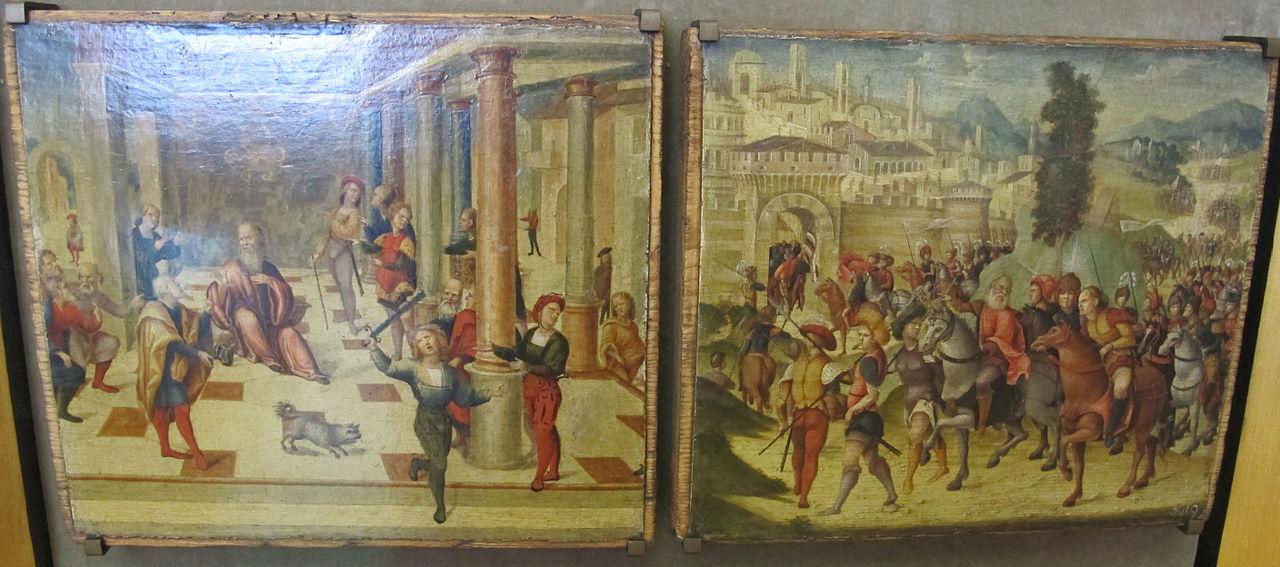 File niccol giolfino scene di storia romana prima met for 3 case di storia in california