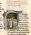 Nicholas de Margival - Initiale des 3 morts et des trois vifs, BnF Ms 25566 fol. 218.jpg
