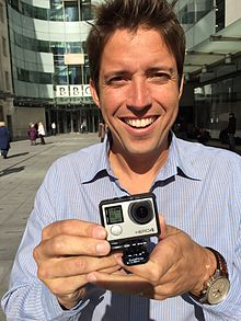 Description de l'image Nick Woodman 2014.jpg.
