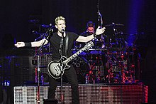 Nickelback @ Perth Arena (17 11 2012) (8261243464).jpg