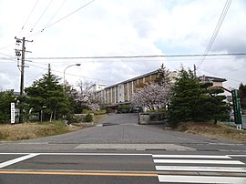 Niitsuminami high school.JPG