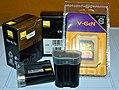 Nikon en-el15 and Vgen SDHC 16gb.JPG