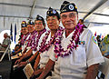 Nisei soldiers honored during Pearl Harbor Veterans Day ceremony 131111-N-WF272-004.jpg