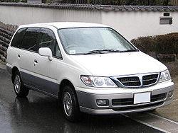 Nissan Pressage
