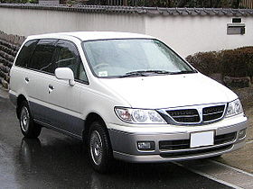 Nissan presage u30,