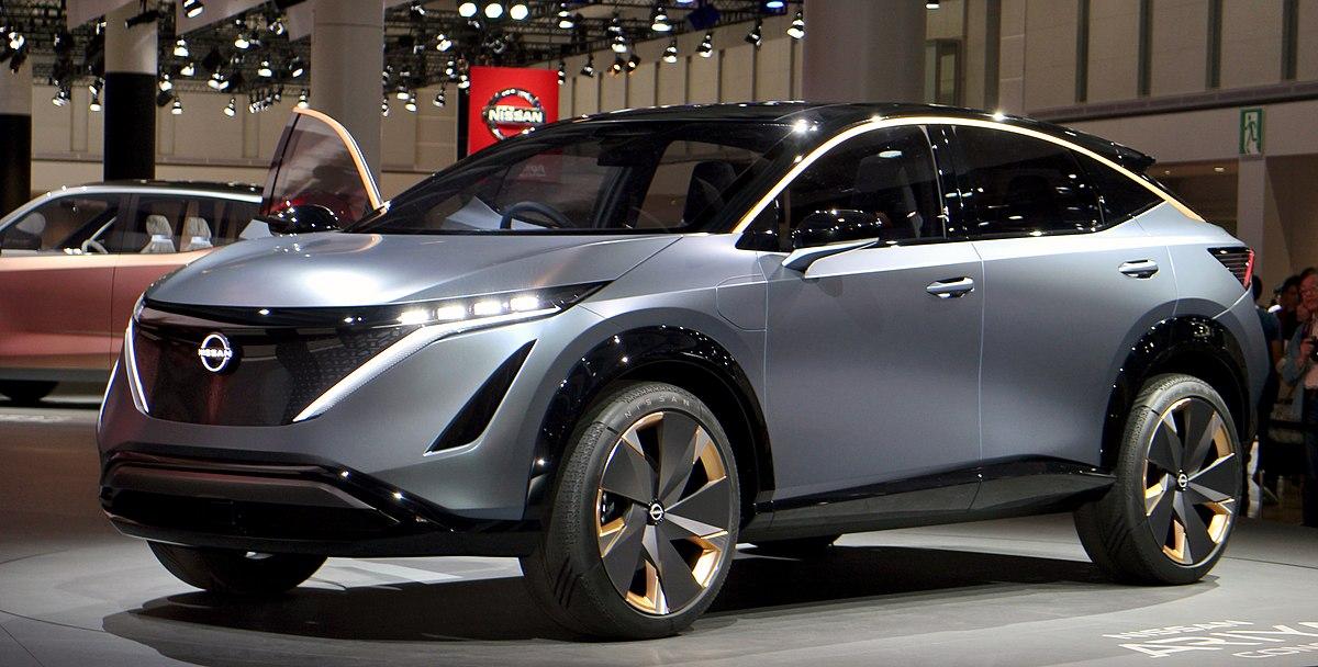 Nissan Ariya Wikipedia