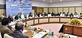 Nitin Gadkari chairing the 14th Meeting of the Special Committee for Interlinking of Rivers, in New Delhi (1).jpg