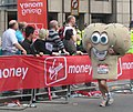 No one seems interested in Testicle Man - London Marathon 2011 (5630637536).jpg