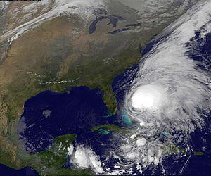 Hurricane Noel - Image: Noel 02 nov 2007 0015Z