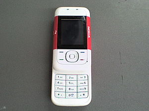 XpressMusic - Nokia 5200