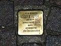 Norbert Bloch Stolperstein.jpg