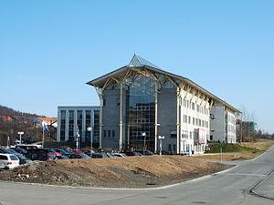 Norwegian College of Fishery Science - Norwegian College of Fishery Science building in Tromsø