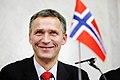 Norges statsminister Jens Stoltenberg pa pressmote vid Nordiska radets session i Stockholm 2009 (1).jpg