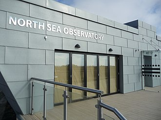 Chapel St Leonards - Image: North Sea Observatory Chapel Point disabled access entrance