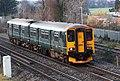 Norton Fitzwarren - GWR 150249 St James Park to Cardiff.JPG