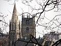 Nottingham - spire and tower - geograph.org.uk - 1823181.jpg