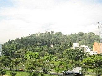 Nutibara Hill - Image: Nutibara