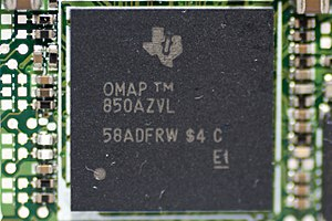 OMAP - An OMAP 850 in an HTC Wizard