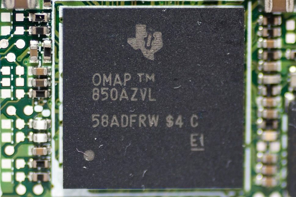 OMAP - Howling Pixel