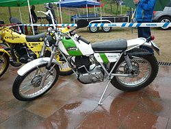 OSSA Mick Andrews Replica de 1972