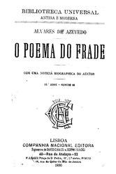 Álvares de Azevedo: O poema do frade